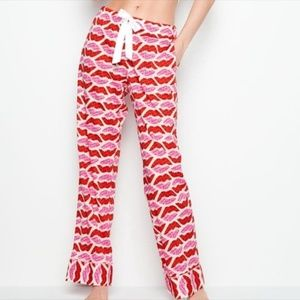 NWT Victoria's Secret Love Lightweight PJ Pants